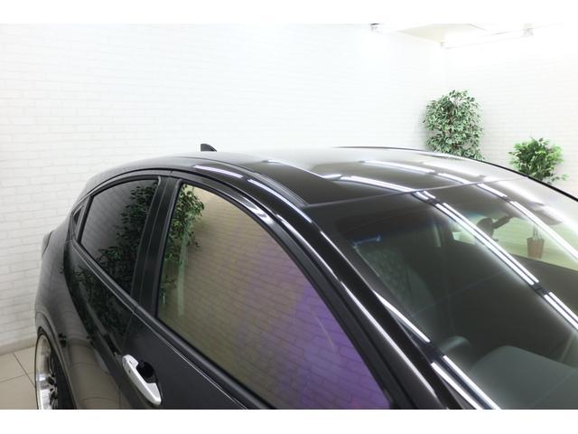 ハイブリッドX 車高調 フルエアロ 社外19インチアルミ 社外マフラー 8インチナビ TV フリップダウンモニター バックカメラ(28枚目)