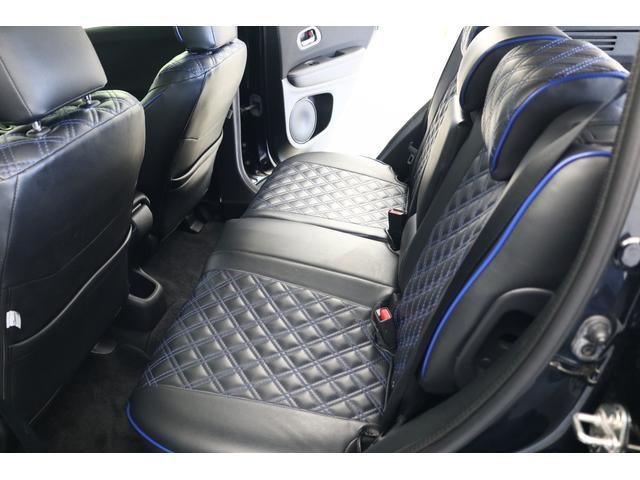 ハイブリッドX 車高調 フルエアロ 社外19インチアルミ 社外マフラー 8インチナビ TV フリップダウンモニター バックカメラ(50枚目)