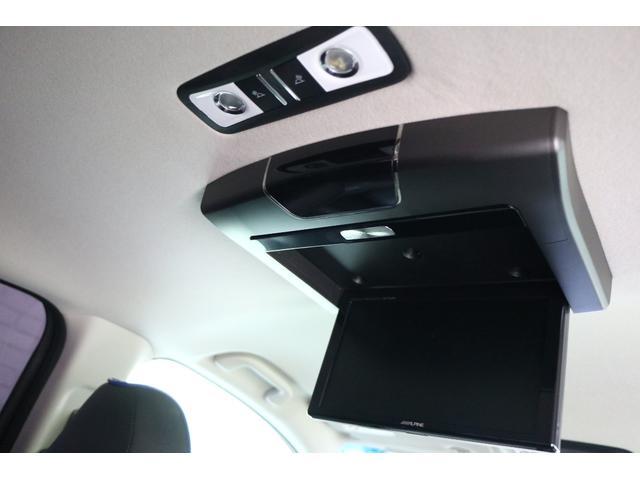 ハイブリッドX 車高調 フルエアロ 社外19インチアルミ 社外マフラー 8インチナビ TV フリップダウンモニター バックカメラ(61枚目)
