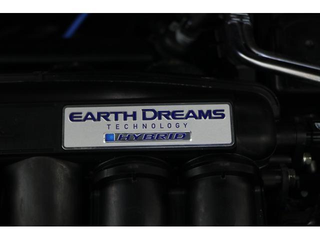 ハイブリッドX 車高調 フルエアロ 社外19インチアルミ 社外マフラー 8インチナビ TV フリップダウンモニター バックカメラ(76枚目)