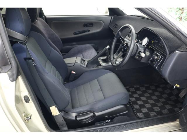 ターボE/G載替 前置きインタークーラー BLITZマフラー WORK18インチアルミ 車高調 オイルクーラー HKSエアクリーナー 社外ラジエータ エキマニ(9枚目)