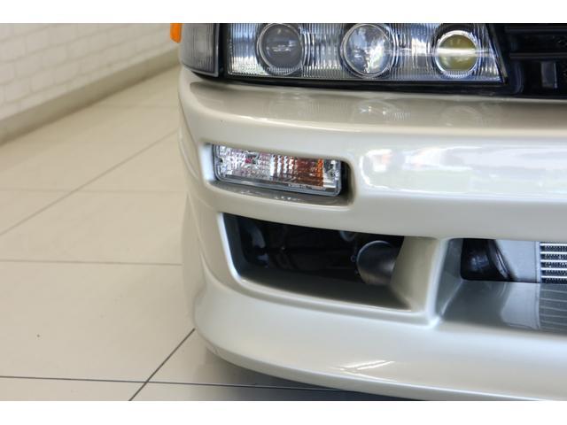 ターボE/G載替 前置きインタークーラー BLITZマフラー WORK18インチアルミ 車高調 オイルクーラー HKSエアクリーナー 社外ラジエータ エキマニ(20枚目)