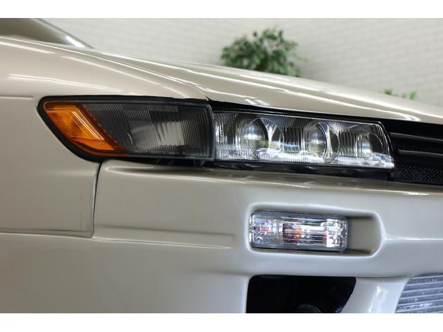 ターボE/G載替 前置きインタークーラー BLITZマフラー WORK18インチアルミ 車高調 オイルクーラー HKSエアクリーナー 社外ラジエータ エキマニ(23枚目)