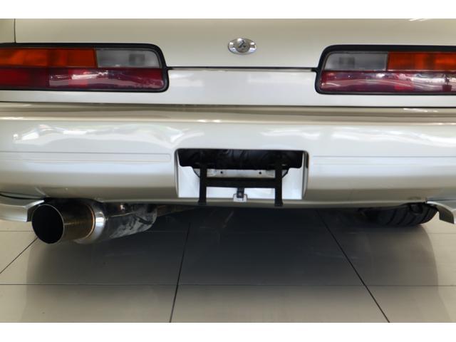 ターボE/G載替 前置きインタークーラー BLITZマフラー WORK18インチアルミ 車高調 オイルクーラー HKSエアクリーナー 社外ラジエータ エキマニ(40枚目)