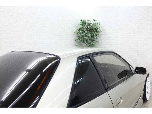 ターボE/G載替 前置きインタークーラー BLITZマフラー WORK18インチアルミ 車高調 オイルクーラー HKSエアクリーナー 社外ラジエータ エキマニ(44枚目)