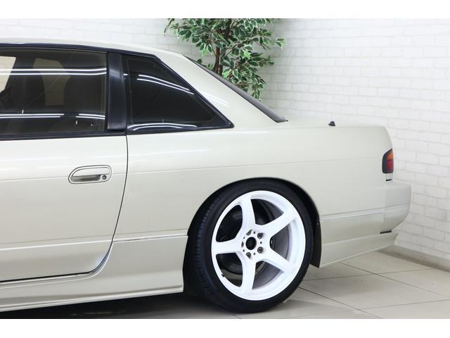 ターボE/G載替 前置きインタークーラー BLITZマフラー WORK18インチアルミ 車高調 オイルクーラー HKSエアクリーナー 社外ラジエータ エキマニ(50枚目)