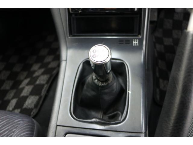 ターボE/G載替 前置きインタークーラー BLITZマフラー WORK18インチアルミ 車高調 オイルクーラー HKSエアクリーナー 社外ラジエータ エキマニ(59枚目)
