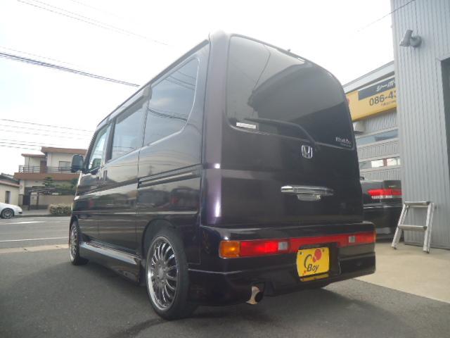 「ホンダ」「バモスホビオ」「コンパクトカー」「岡山県」の中古車5