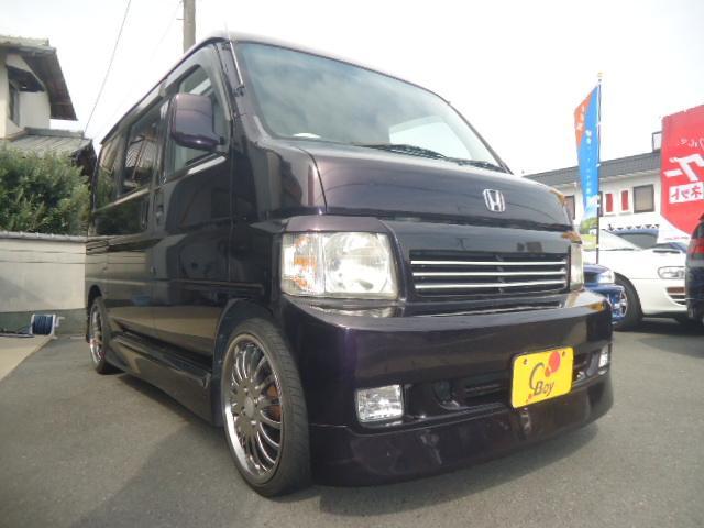 「ホンダ」「バモスホビオ」「コンパクトカー」「岡山県」の中古車6