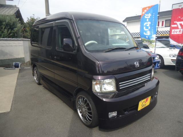 「ホンダ」「バモスホビオ」「コンパクトカー」「岡山県」の中古車25