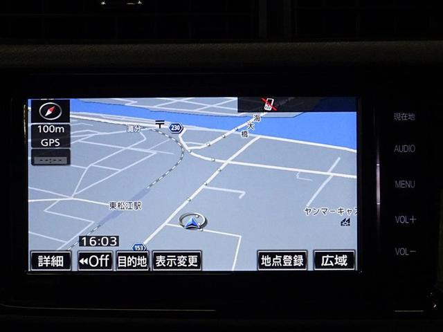 Gブラックソフトレザー CVT ワンオーナー ナビTV(7枚目)