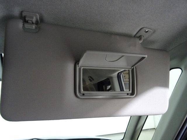 ミラー付きサンバイザー(運転席側)
