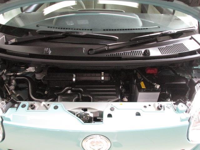 ダイハツ ムーヴキャンバス X リミテッドSA オートエアコン  スマートキー 4WD