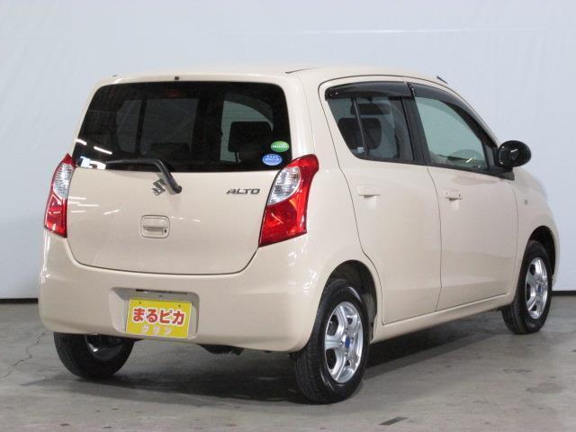 スズキ アルト G4 4WD スマ-トキ- シ-トヒ-タ- ワンオ-ナ-