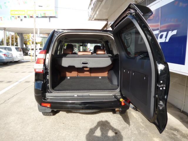 「トヨタ」「ランドクルーザープラド」「SUV・クロカン」「島根県」の中古車46