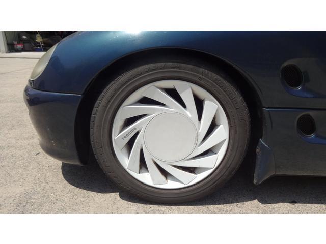スズキ カプチーノ ベースグレード 5速MT タイミングチェーン エアコン