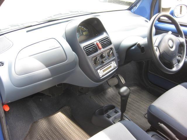 ガソリンB フロアオートマ ローダウン 14アルミホイル キーレス CD ETC LEDヘッドライト タイミングチェーン PS PW エアコン フル装備 室内清掃 2人乗り(27枚目)