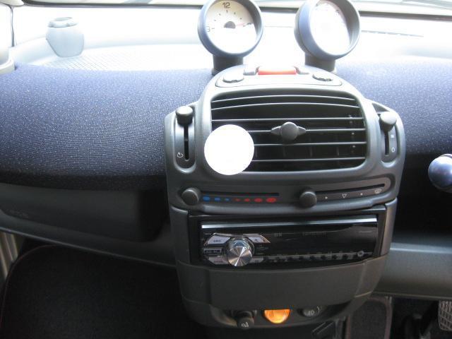 スマート スマートフォーツークーペ ベースグレード ディーラー車 2人乗 ETC CD 外アルミ
