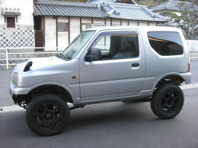 XL 4WD リフトアップ 16ホイル 外マフラー ETC(12枚目)