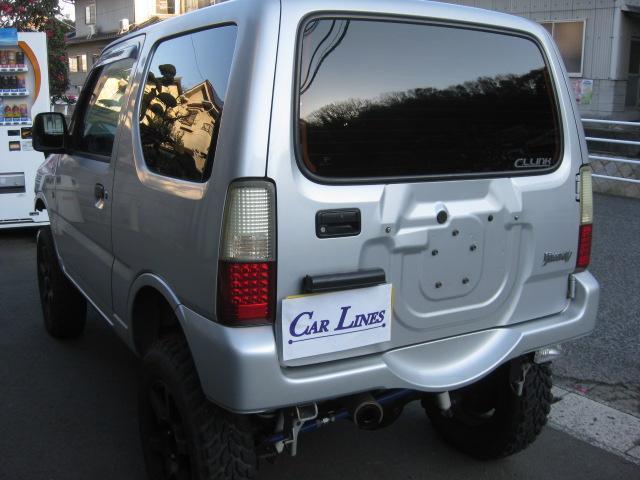 XL 4WD リフトアップ 16ホイル 外マフラー ETC(15枚目)