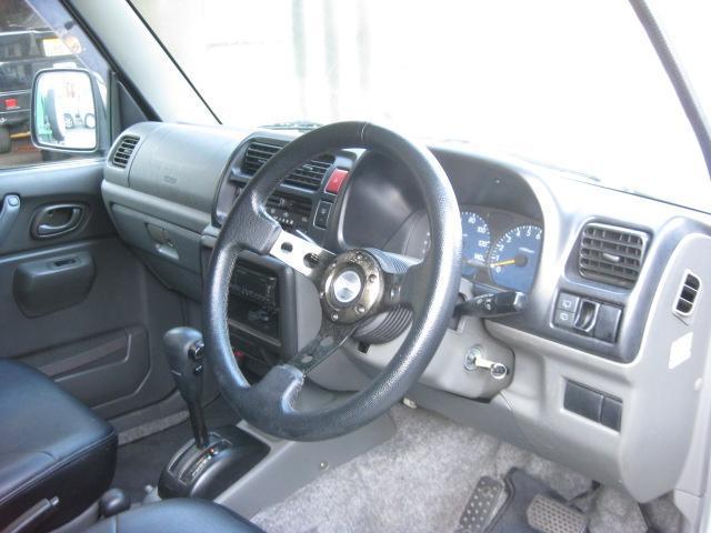 XL 4WD リフトアップ 16ホイル 外マフラー ETC(16枚目)