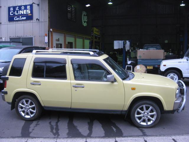 タイプL タイミングチェーン サンルーフ 4WD アルミ(12枚目)