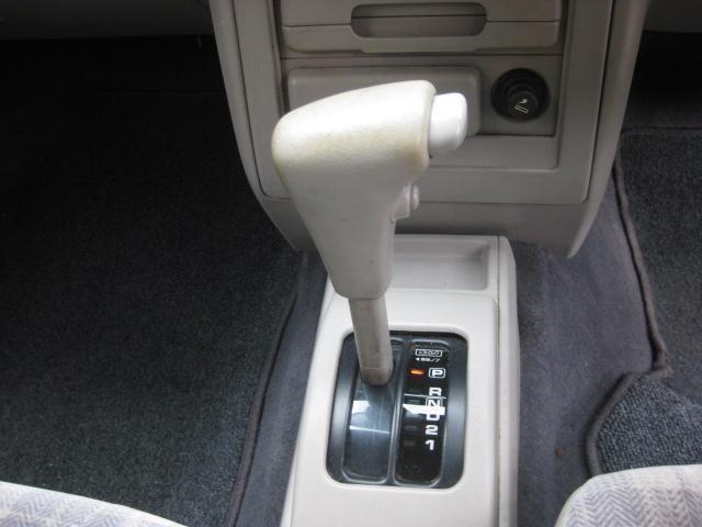 タイプL タイミングチェーン サンルーフ 4WD アルミ(18枚目)
