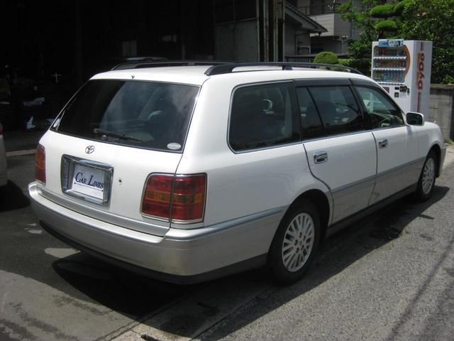 「トヨタ」「クラウンエステート」「ステーションワゴン」「広島県」の中古車7