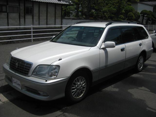 「トヨタ」「クラウンエステート」「ステーションワゴン」「広島県」の中古車25