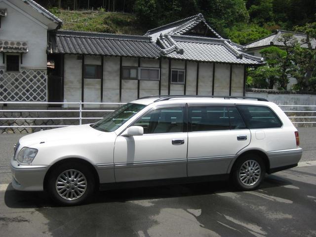 「トヨタ」「クラウンエステート」「ステーションワゴン」「広島県」の中古車26