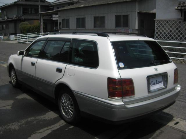 「トヨタ」「クラウンエステート」「ステーションワゴン」「広島県」の中古車27