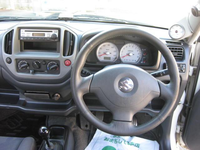 ベースグレード 4WD ターボ 5MT マフラー ブースト計(13枚目)