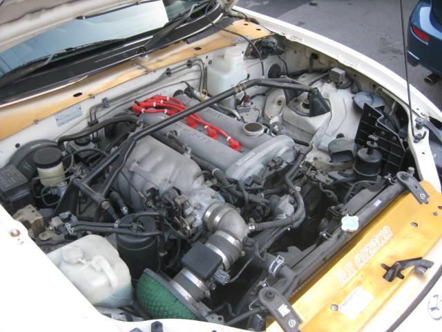 RS Tベルト交換 外マフラー 外エキマニ 6MT ドラレコ(30枚目)