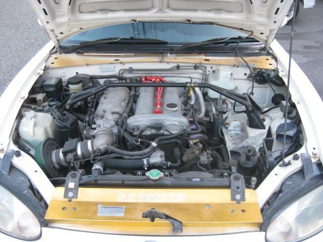 RS Tベルト交換 外マフラー 外エキマニ 6MT ドラレコ(32枚目)