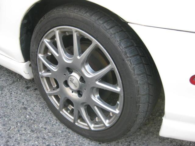RS Tベルト交換 外マフラー 外エキマニ 6MT ドラレコ(40枚目)