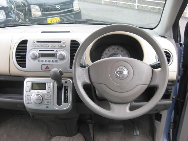 E タイミングチェーン 1年保証付 キーフリー 室内清掃 ETC CD タイヤ4本新品交換 フル装備 オートエアコン(10枚目)
