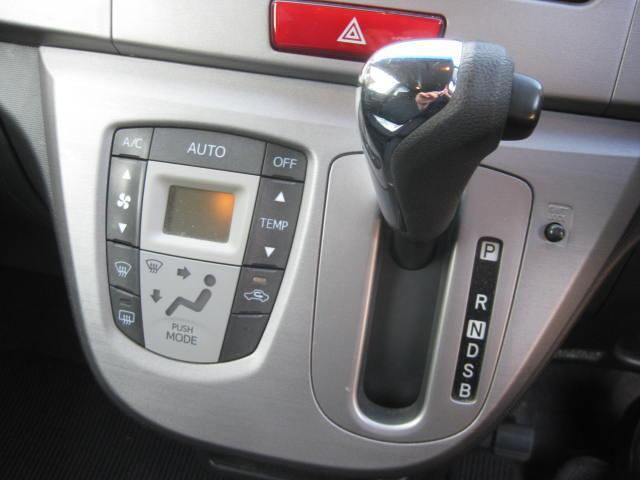 カスタム G 4WD キーフリー タイミングチェーン ナビ フルセグTV DVD再生可 CD ETC プッシュスタート タイヤ4本新品交換 HIDライト フル装備 オートエアコン 室内清掃(11枚目)
