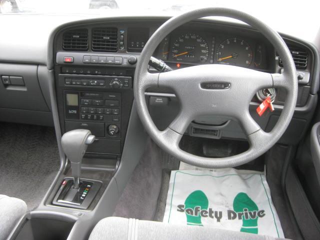 グランデ フル装備 オートマ 走行距離49300キロ タイミングベルト交換済み ETC タイヤ4本新品交換 GX81 集中ドアロック 室内清掃(10枚目)