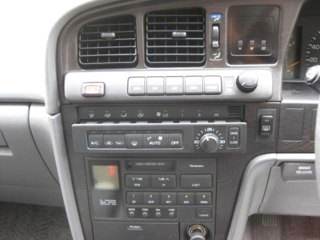 グランデ フル装備 オートマ 走行距離49300キロ タイミングベルト交換済み ETC タイヤ4本新品交換 GX81 集中ドアロック 室内清掃(11枚目)