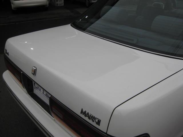 グランデ フル装備 オートマ 走行距離49300キロ タイミングベルト交換済み ETC タイヤ4本新品交換 GX81 集中ドアロック 室内清掃(32枚目)