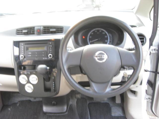 S 4WD キーレス フル装備 1年保証付き ETC タイミングチェーン タイヤ4本新品交換 CD シートヒーター アイドリングストップ付 インパネオートマ 室内清掃(10枚目)