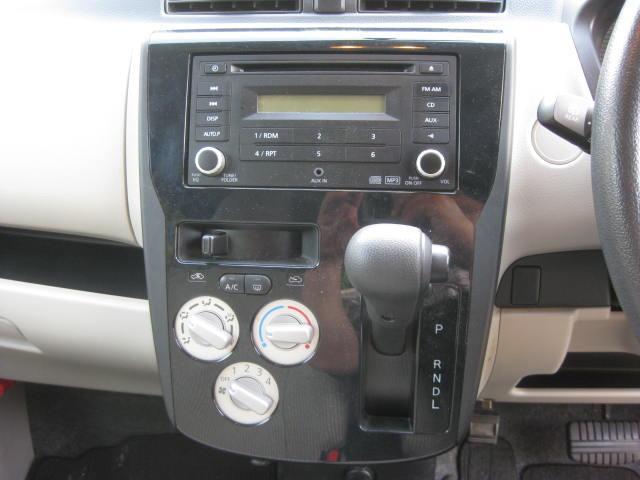 S 4WD キーレス フル装備 1年保証付き ETC タイミングチェーン タイヤ4本新品交換 CD シートヒーター アイドリングストップ付 インパネオートマ 室内清掃(11枚目)