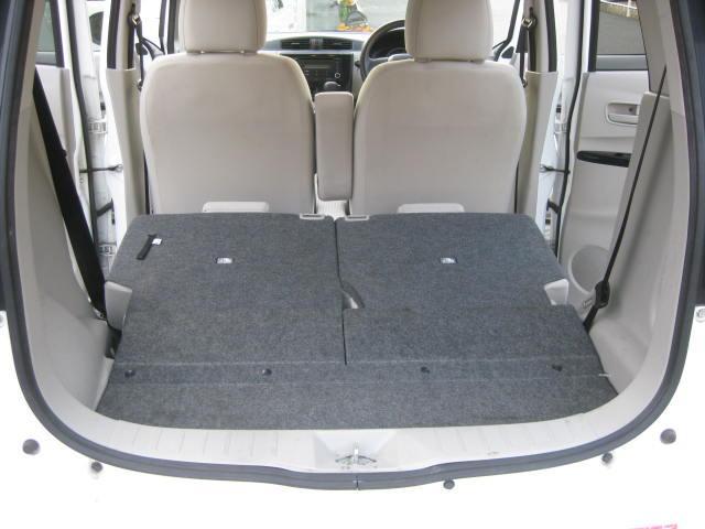 S 4WD キーレス フル装備 1年保証付き ETC タイミングチェーン タイヤ4本新品交換 CD シートヒーター アイドリングストップ付 インパネオートマ 室内清掃(18枚目)