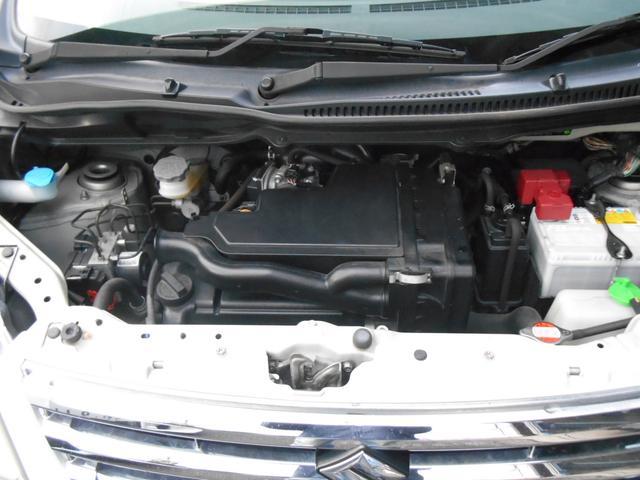 スズキ ワゴンR FXリミテッドII 1オーナー スマートキー ETC付き