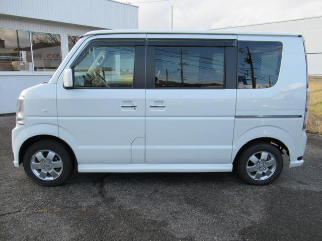 「スズキ」「エブリイワゴン」「コンパクトカー」「広島県」の中古車5