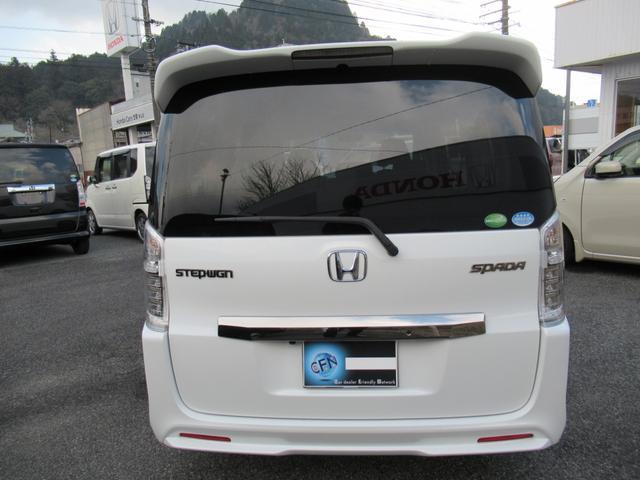 「ホンダ」「ステップワゴンスパーダ」「ミニバン・ワンボックス」「広島県」の中古車3