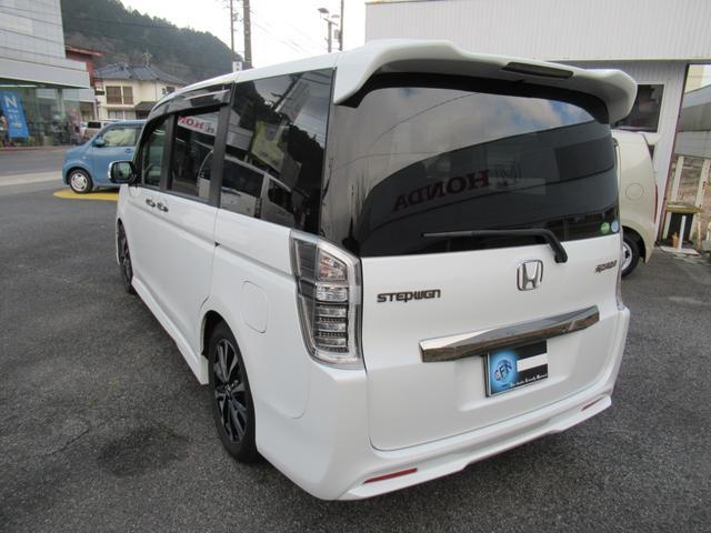 「ホンダ」「ステップワゴンスパーダ」「ミニバン・ワンボックス」「広島県」の中古車9