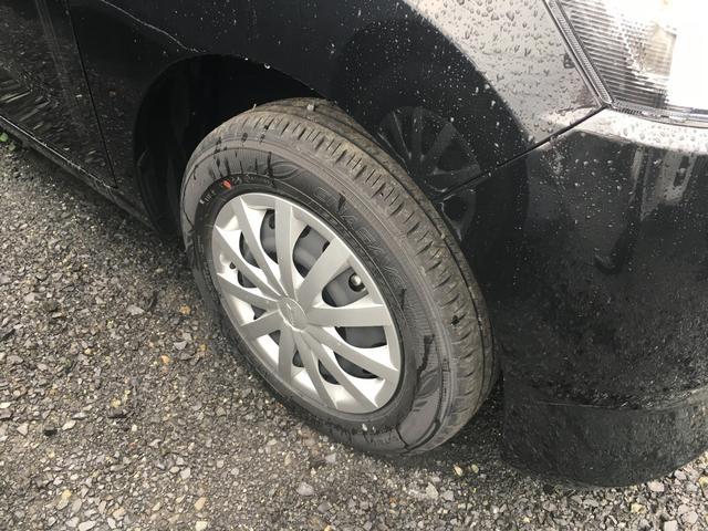 ダイハツ ミライース L SAIII 届出済未使用車 キーレス メーカー保証