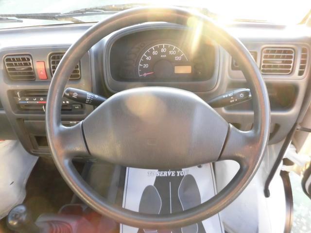 KCエアコン・パワステ エアコン パワステ エアバック 5MT 2WD ドライブレコーダー ETC ワンオーナー(15枚目)