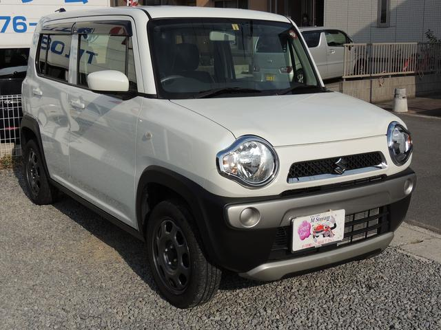 「スズキ」「ハスラー」「コンパクトカー」「広島県」の中古車2